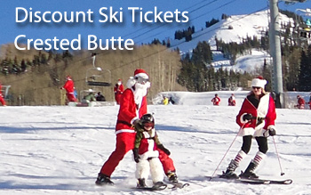crested butte ski resort discount ski tickets and by owner lodging